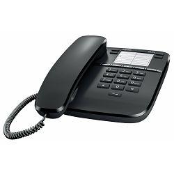 Telefon SIEMENS GIGASET DA310 crni