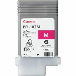 Tinta CANON PFI-102 magenta