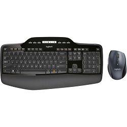 Tipkovnica i miš LOGITECH MK710 bežična