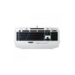 Tipkovnica ROCCAT ISKU FX bijeli MULTICOLOR gamerska USB