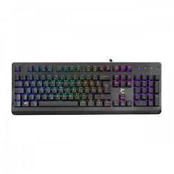 Tipkovnica WHITE SHARK GK-2102 LEGIONNAIRE-X (gaming, mehanička, RGB osvjetljenje, crna)