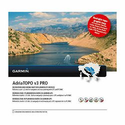 Topografska karta GARMIN AdriaTopo v3 PRO