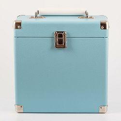 Torba za vinilne ploče GPO RETRO VINYL CASE 7 plava