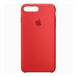 Maska silikonska APPLE iPhone 7 Plus Silicone Case mmqv2zm/a crvena