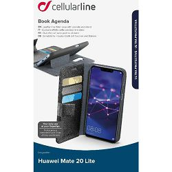 Torbica za mobitel CELLULARLINE HUAWEI MATE 20 LITE agenda