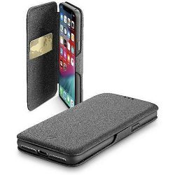 Torbica za mobitel CELLULARLINE IPHONE XS MAX clutch crna