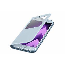 Torbica za mobitel SAMSUNG GALAXY A5 2017 S View Standing Cover plava