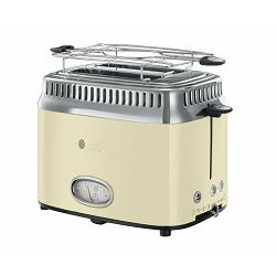 Toster RUSSELL HOBBS RETRO CREAM 21682-56