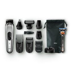 Šišač i trimer za bradu BRAUN MGK 7020 (10 u 1)