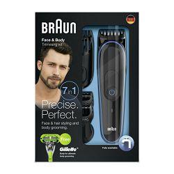 Trimer za bradu / tijelo BRAUN MGK 3040 (7U1)