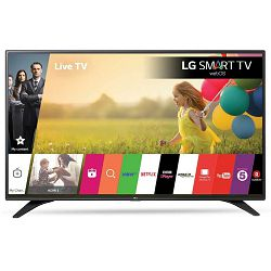 TV LG 43LH604V (LED, SMART TV, DVB-T2/C/S2, PMI 900 Hz, 109 cm)