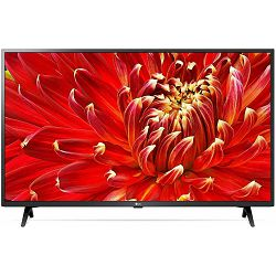 TV LG 43LM6300 (FHD, Smart TV, Active HDR, PMI 100, DVB-T2/C/S2, 109 cm)