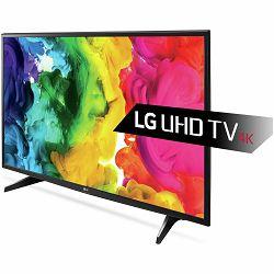 TV LG 43UH610V (LED, UHD, Smart TV, HDR Pro, DVB-T2/S2, PMI 1200 Hz, 109 cm)