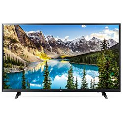TV LG 43UJ620V (LED, UHD, SMART TV, DVB-S2/T2, PMI 1500, Active HDR, 109 cm)