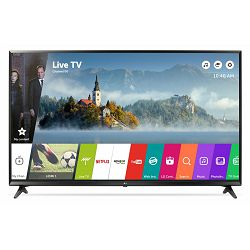 TV LG 43UJ6307 (LED, UHD, Smart TV,  PMI 1600, HDR10, DVB-S2/T2, 109 cm)
