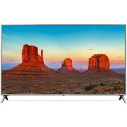 TV LG 43UK6500MLA (LED, UHD, SMART TV, Active HDR, DVB-S2/T2, 109 cm)