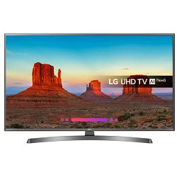 TV LG 43UK6750PLD (UHD, SMART TV, Active HDR, DVB-S2/T2, 109 cm)