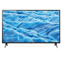 TV LG 43UM7100PLB (LED, UHD, Smart TV, 4K Active HDR, PMI 100, DVB-T2/C/S2, 109 cm)