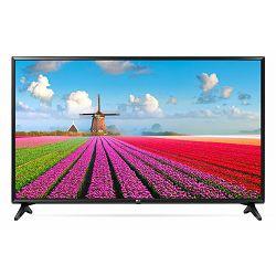 TV LG 49LJ594V (Full HD, SMART TV WebOS 3.5, PMI 1000 HZ, DVB-T2/S2, 124 cm)