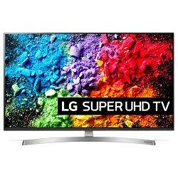 TV LG 49SK8500 (LED, SUPER Ultra HD, Smart TV, webOS 4.0, DVB-T2/C/S2, 124 cm, 5 godina sigurnosti)
