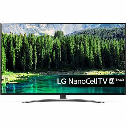 TV LG 49SM8600 (SUPER Ultra HD, Smart TV, 4K Cinema HDR, DVB-T2/C/S2, 124 cm)