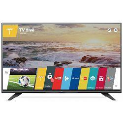 TV LG 49UF6857 (LED, SMART TV, UHD, 4K, DVB-T2/S2, PMI 900 Hz, 124 cm)