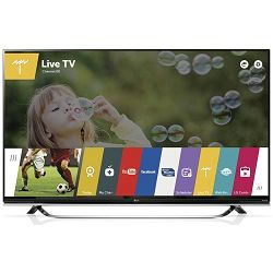TV LG 49UF850V (LED, 3D, Smart TV, UHD, 4K, DVB-T2/S2, 1500 Hz, 124 cm)