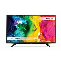 TV LG 49UH610V (LED, UHD, SMART TV,  PMI 1200 Hz, HDR Pro, DVB-T2/S2, 124 cm)