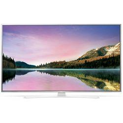 TV LG 49UH664V (LED, 4K, UHD, SMART TV, DVB-S2/T2, PMI 1200, 124 cm)
