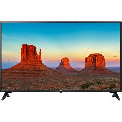 TV LG 49UK6200PLA (UHD, Smart TV, HDR10 Pro, DVB-T2/C/S2, 129 cm)