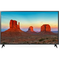TV LG 49UK6300MLB (LED, UHD, Smart TV, Active HDR, DVB-T2/C/S2, 124 cm)