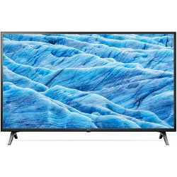TV LG 49UM7100PLB (UHD, SMART TV webOS ThinQ AI, DVB-T2/S2, Active HDR, 124 cm)