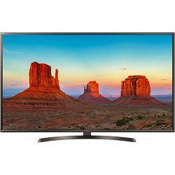 TV LG 50UK6470PLC (LED, UHD, Smart TV, Active HDR, DVB-T2/C/S2, 127 cm