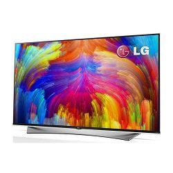 TV LG 55UF950V (LED, 4K, UHD, 3D, SMART TV, DVB-T2, DVB-S2, 1250 Hz, 140 cm)