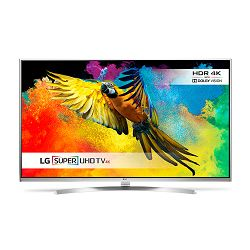 TV LG 55UH850V (LED, 4K, UHD, 3D, SMART TV, DVB-T2, DVB-S2, 2700 PMI, 140 cm)
