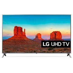 TV LG 55UK6500MLA (LED, UHD, Smart TV, Active HDR, DVB-S2/T2, 139 cm)