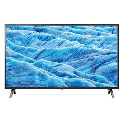 TV LG 55UM7100PLB (UHD, Smart TV, 4K Active HDR, DVB-T2/C/S2, PMI 100, 140cm)