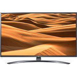 TV LG 55UM7400PLB (UHD, Smart TV, 4K Active HDR, DVB-T2/C/S2, PMI 100, 140cm)
