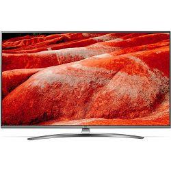 TV LG 55UM7610PLB (LED, UHD, Smart TV, 4K Active HDR, DVB-T2/C/S2, PMI 100, 140 cm, 5 godina sigurnosti)