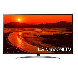 TV LG 75SM8610PLA (UHD, Smart TV, 4K Cinema HDR, DVB-T2/C/S2, PMI 200, 191 cm)