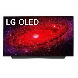 TV LG OLED48CX3LB (122 cm, UHD 4K, Smart, HDR10 Pro, DVB-S2, jamstvo 2 god)
