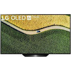 TV LG OLED55B9 (OLED, UHD, Smart TV, 4K Cinema HDR, DVB-T2/C/S2, 140 cm)
