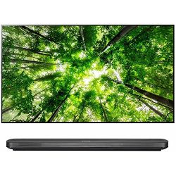 TV LG OLED65W8PLA (OLED, UHD, Smart TV, 4K Cinema HDR, DVB-T2/C/S2, 165cm)