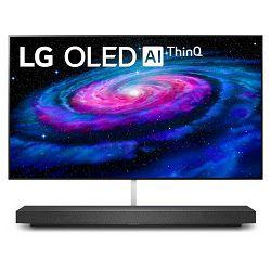 TV LG OLED65WX9LA (165 cm, UHD 4K, Smart, Cinema HDR, DVB-S2, jamstvo 2 god)