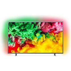 TV PHILIPS 43PUS6703 (UHD, Smart TV, HDR, PPI 1100, DVB-T2/C/S2, 109 cm)