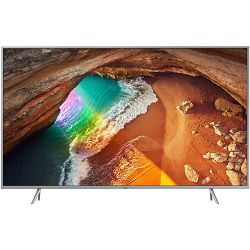 TV SAMSUNG QE49Q65RATXXH (QLED, UHD, Smart TV, PQI 3100, Q HDR, 124 cm) + poklon bežična tipkovnica LOGITECH K400+