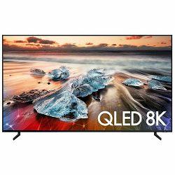 TV SAMSUNG QE55Q950RBTXXH (QLED, 8K, Smart TV, Quantum HDR 3000, PQI 4300, DVB-T2/C/S2, 140 cm) + poklon soundbar HW-Q90R