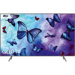 TV SAMSUNG QE65Q6FNATXXH (QLED, Smart TV, UHD, PQI 2800, Q HDR 1000, DVB T2/C/S2, 165 cm, 5 godina jamstva)