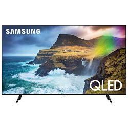 TV SAMSUNG QE82Q70RATXXH (QLED, UHD, Smart TV, PQI 3300, Q HDR 1000, 207 cm) + poklon slušalice AKG Y500