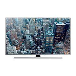 TV SAMSUNG UE40JU7002 (LED, UHD, 3D Smart, DVB-S2, 1300 PQI, 102 cm)